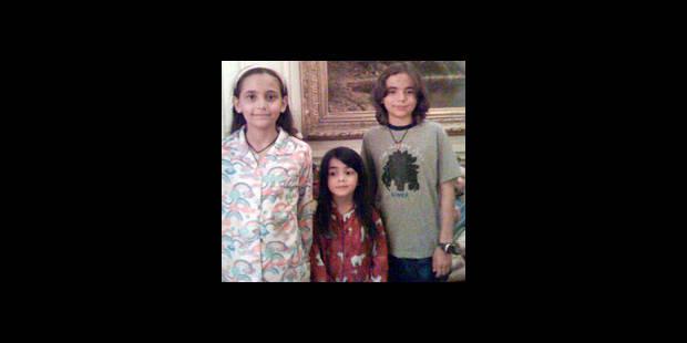Des photos privées de Michael Jackson et ses enfants sur Facebook - La DH