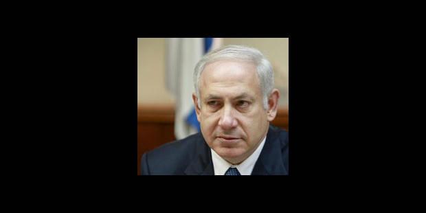 Cisjordanie: Netanyahu contre un démantèlement de la barrière de séparation - La DH