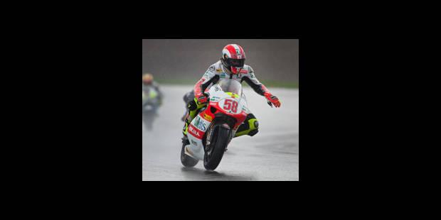 Grand Prix d'Allemagne/250cc: course reportée et réduite à 19 tours