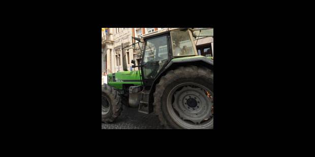 Travaux et tracteurs font mauvais ménage - La DH