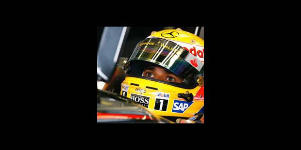 GP Allemagne: Hamilton meilleur temps de la 3e séance des essais