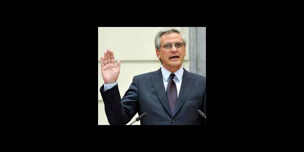 Peeters promet un budget en équilibre à Van Rompuy - La DH