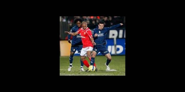 Cédric Collet a signé au Standard - La DH