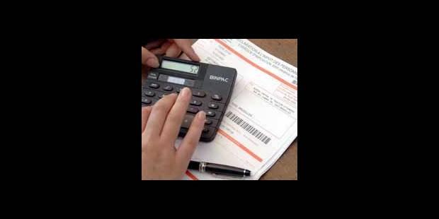 Une déclaration d'impôt simplifiée dès 2010 - La DH