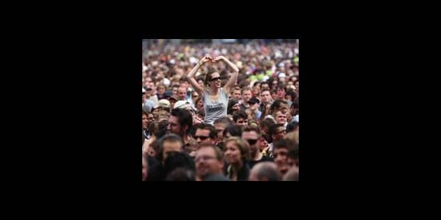 Les festivals se portent bien malgré la crise - La DH