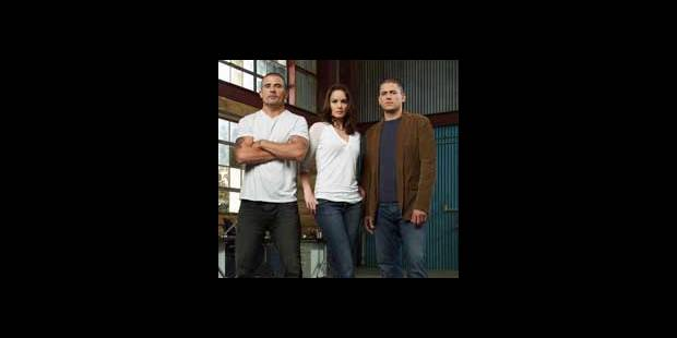 Prison Break  , l'acte final - La DH