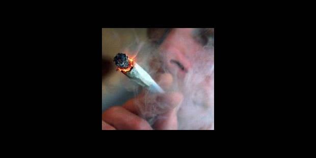 Les jeunes et la drogue : moins de cannabis et de cocaïne - La DH