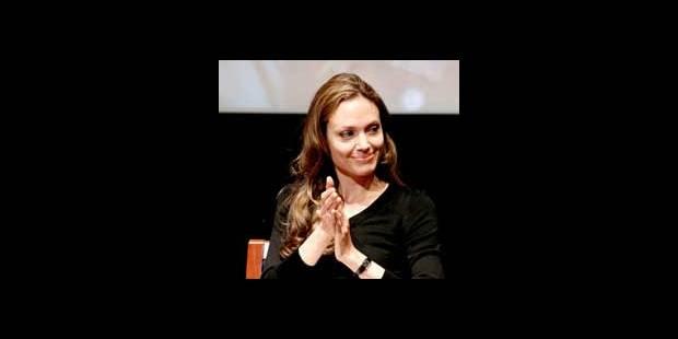 Angelina  fait taire  les rumeurs - La DH