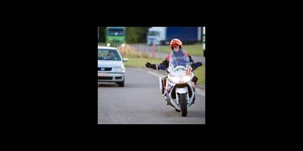 Contrôle de vitesse national - La DH