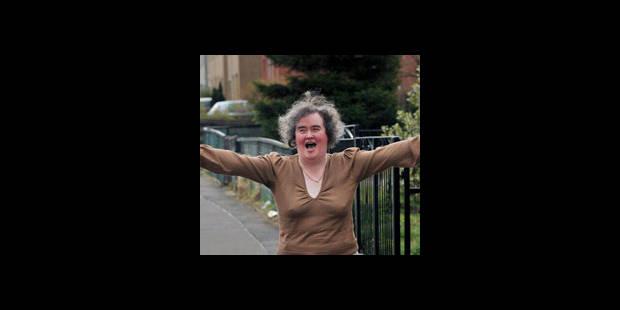 Rêve brisé pour Susan Boyle - La DH