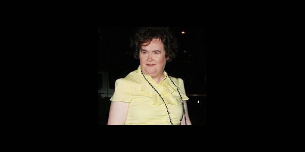 Susan Boyle perd son calme - La DH
