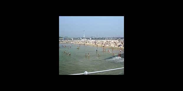 Un adolescent échappe à la noyade à Ostende - La DH