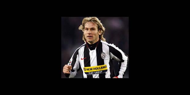Juventus: Nedved annonce son départ - La DH