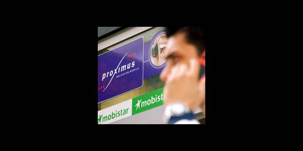 Le Conseil de la concurrence inflige une amende record à Proximus - La DH