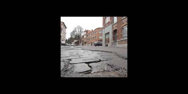 Les routes belges aussi dangereuses qu'en Europe de l'Est? - La DH