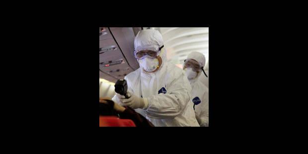 8e cas de grippe A/H1N1 en Belgique - La DH