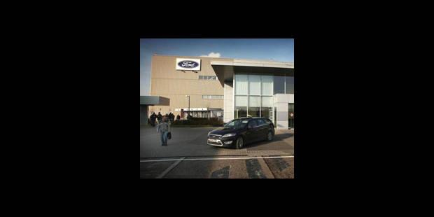 Ford Genk: chômage économique prévu aussi en juin - La DH