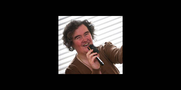 Susan Boyle la coqueluche d'internet à nouveau plébiscitée - La DH