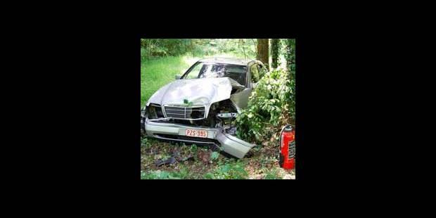 Quatre victimes sur la route - La DH