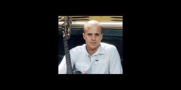 Milow, l'artiste belge le plus téléchargé en 2008 - La DH
