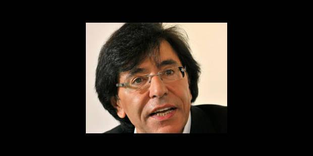Elio Di Rupo égratigne les Verts et les réformateurs montois - La DH