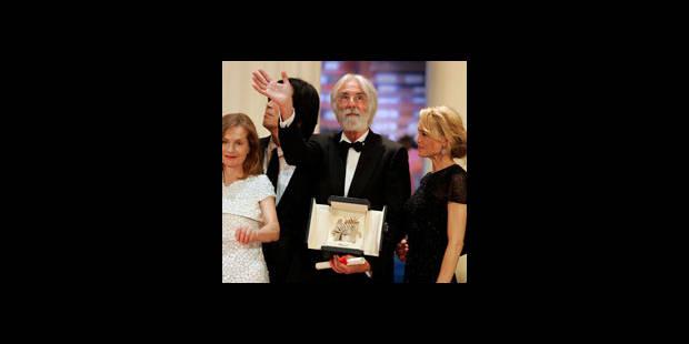 """Cannes: La Palme d'or pour """"Le Ruban blanc"""" - La DH"""