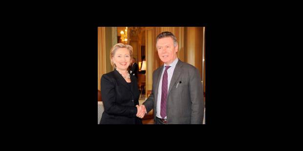 """De Gucht : """"La Belgique prête à accueillir 2 ou 3 prisonniers de Guantanamo"""" - La DH"""