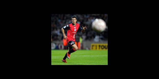 La Lazio suit Eden Hazard - La DH