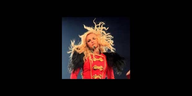 Britney à Anvers le 9 juillet - La DH