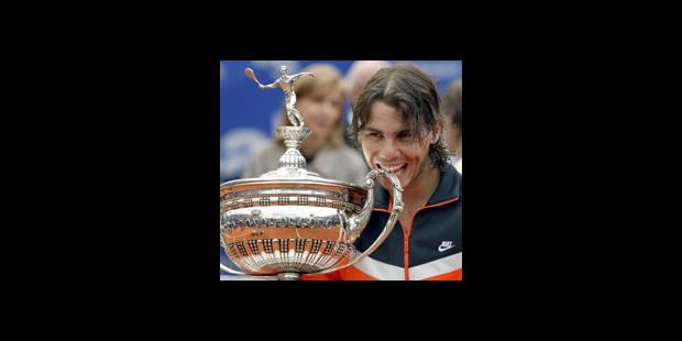 ATP Barcelone : encore un quintuplé pour Nadal - La DH