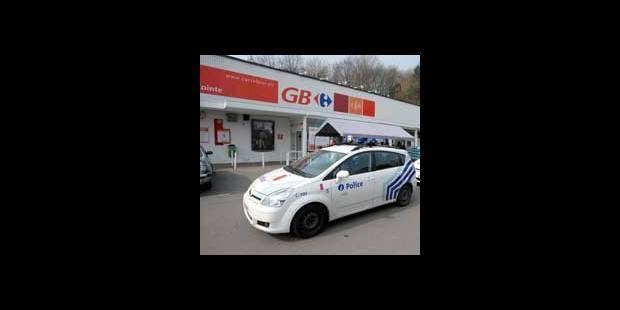 Nouveau braquage d'un supermarché à Liège - La DH