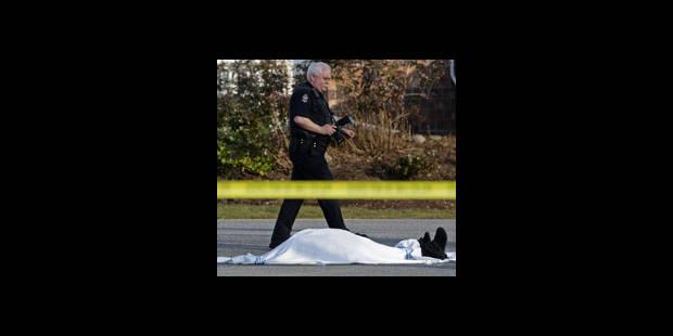 USA : 8 morts dans une fusillade dans une maison de retraite - La DH