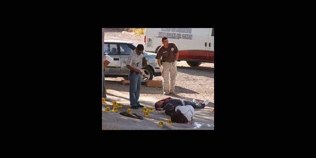 Nouvelle vague de violences au Mexique: au moins 15 morts - La DH