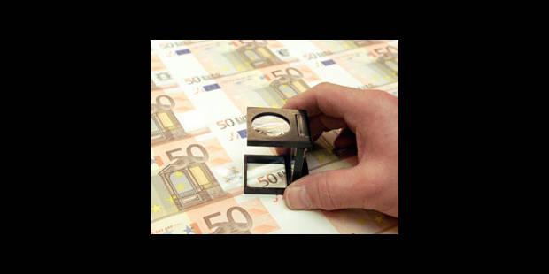 Saisie de 159.000 euros en faux billets à Bruxelles - La DH