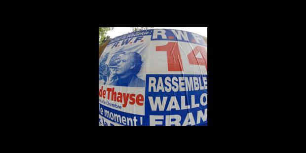 Le Rassemblement Wallonie-France aux européennes - La DH