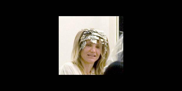 Le secret de sa blondeur...