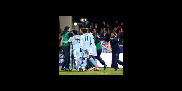 Manchester City a eu chaud - La DH