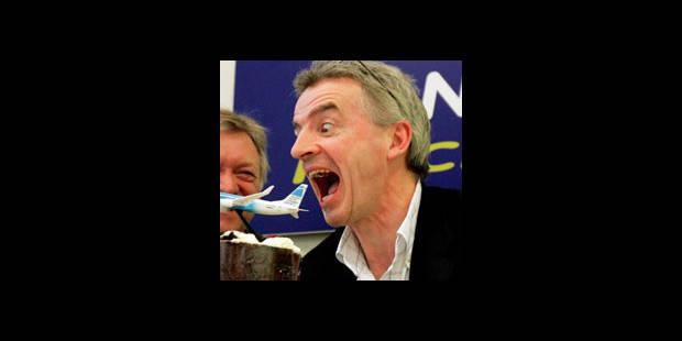 Le patron de Ryanair défend son idée de toilettes payantes - La DH