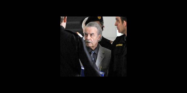 """Fritzl: le procureur requiert """"le maximum"""", soit la prison à vie - La DH"""