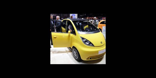 Tata lance lundi la voiture la moins chère du monde - La DH