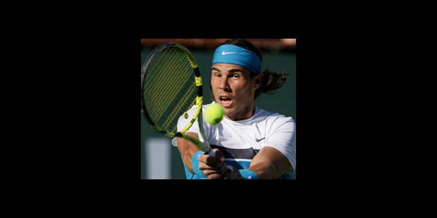 Nadal et Roddick dans le dernier carré - La DH