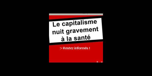 La FGTB wallonne lance une campagne dénonçant le capitalisme - La DH