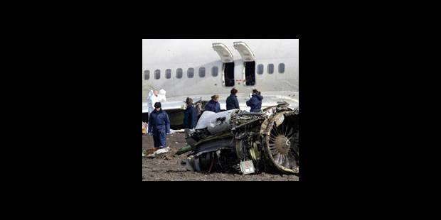 Crash Schiphol : les 9 victimes identifiées - La DH