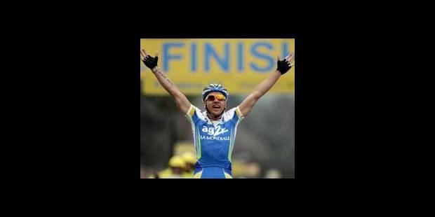 Tour de Californie: victoire de Nocentini - La DH