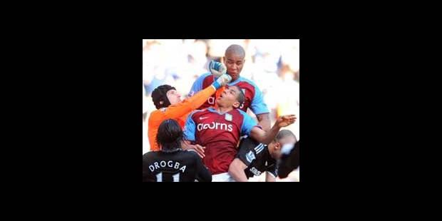 Chelsea s'impose à Villa et regagne le podium - La DH