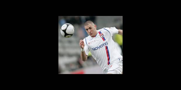 Lyon: Benzema décidera de son avenir après Barcelone - La DH