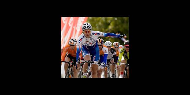 Ruta del Sol - 2e étape: victoire de Geert Steegmans - La DH