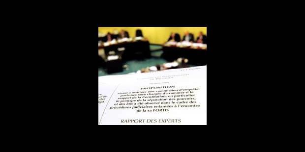 Commission Fortis : à la recherche de marges de manoeuvre - La DH