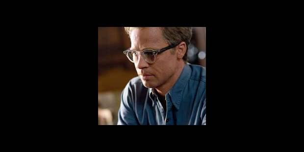 David Fincher sculpte le visage de Brad Pitt