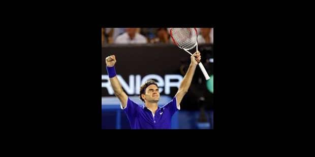 """Federer :  """"Je vis un rêve éveillé"""" - La DH"""
